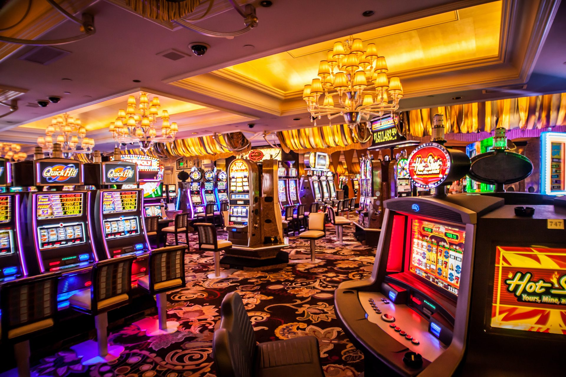 4 Unusual facts about online casino games